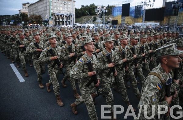 В 2016 году на развитие украинской армии выделено 7 млрд грн