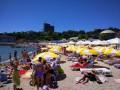 Привет Крыму: в Сети показали заполненные пляжи Одессы