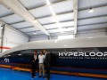 В Украине представили маршруты для Hyperloop