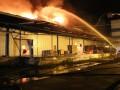 Масштабный пожар в Киеве тушили около шести часов