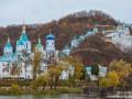 Монахи протестуют: В Святогорске возле Лавры хотят построить стадион