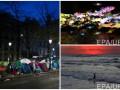День в фото: лагерь беженцев, фестиваль фонарей и прогулка палестинца