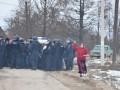 В России ОМОН жестко разогнал бастующих цыган