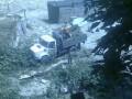 Власти обратили внимание на вырубку деревьев на Замковой горе в Киеве