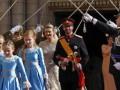В Люксембурге состоялось венчание наследного принца Гийома и графини Стефани де Ланнуа