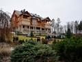 В «Межигорье» открыли экскурсионный тур с Майдана