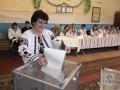 Явка на выборах достигла 45%. Данные 205 округов