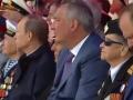 Губернатор Калининграда заснул на параде