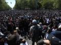 В Ереване задержали сотню демонстрантов