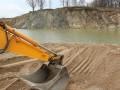 Киевский бизнесмен на 12 млн грн незаконно намыл песка из Днепра