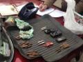В Николаеве военные с оружием грабили интернет-кафе