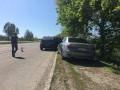 В Днепре мужчина угнал авто и сбил женщину во время погони
