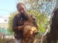 В Одессе задержали женщину, которая сняла видео с подвешиванием собаки