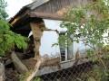 Из-за ливня в Одесской области обрушился дом