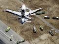 Авиакатастрофа в Сан-Франциско: ФОТО и ВИДЕО с места крушения Boeing 777