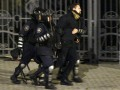 Беркут избил журналистов под АП (ВИДЕО)