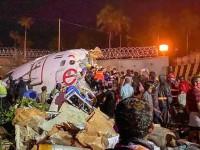 Авиакатастрофа в Индии: число жертв возросло