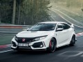 Honda Civic Type R: новый рекордсмен Нюрбургринга