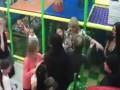 В России детский праздник закончился пьяной дракой