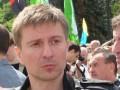 Спільна справа: Александра Данилюка из райотдела милиции увезли в больницу