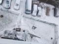 Во Львове выпал первый снег