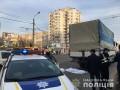 В Одессе грузовик сбил насмерть пенсионерку на пешеходном переходе