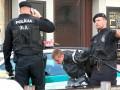 На митинге против исламизации Европы в Братиславе задержали 140 человек