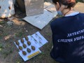 В Харьковской области изъяли партию гранат и наркотики