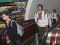 Киевское метро на выходных будет работать дольше
