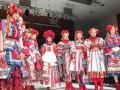 Японки провели показ мод в украинских костюмах