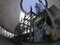 В память об аварии: на пятом реакторе ЧАЭС появился мурал