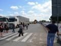 Возле Черновцов матери участников АТО перекрыли автотрассу