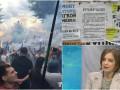 Итоги выходных: автопробег к дому Порошенко, угрозы перебежчикам из ВСУ и расследование против Поклонской