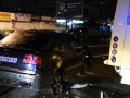 В Киеве Cherry врезалось в маршрутку, есть пострадавшие