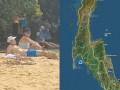 СМИ показали фото отдыхающего в Таиланде Вакарчука