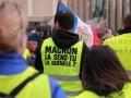 Во Франции новая волна протестов: есть задержанные
