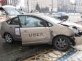 В Киеве произошло очередное ДТП из-за пьяного водителя