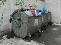 В мусорном баке на Лесном массиве нашли мертвого младенца