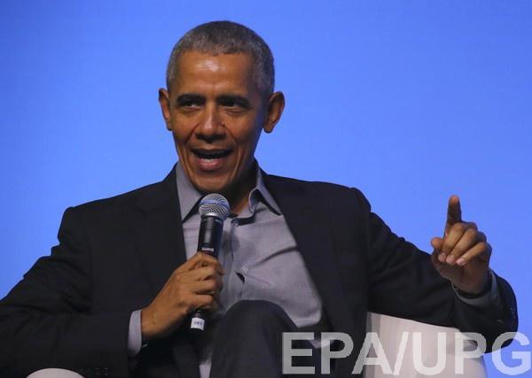Экс-президент США Барак Обама раскритиковал руководство США