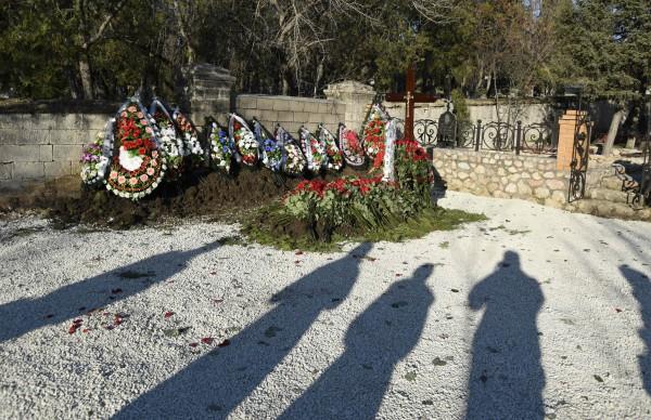 Журналисты обнаружили предполагаемую могилу Януковича-младшего