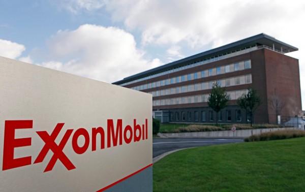 Из за санкций exxonmobil заморозила почти