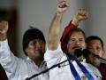 В Никарагуа Ортега победил на президентских выборах