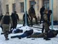 Полиция задержала 20 вооруженных людей в Винницкой области