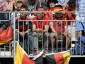 Немецкие фанаты напали на бразильских журналистов на Евро-2016