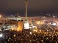 Штурм Евромайдана: как разбирали баррикады (ФОТО)
