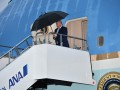 Трамп прилетел в Японию для участия в G20