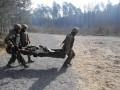 Карта АТО: за сутки ранения получили трое украинских военнослужащих