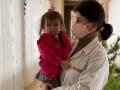 Жительница Днепропетровщины отдала маленькую дочь для попрошайничества