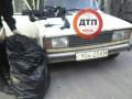 В Голосеевском районе обнаружили машину с оружием