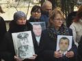 Родственники Героев Небесной Сотни пикетировали ВККС